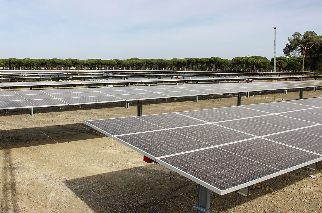 Energía fotovoltaica en regadíos